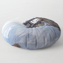 Shipwreck Floor Pillow