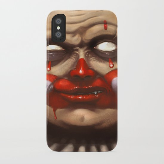 Hide your Children iPhone Case