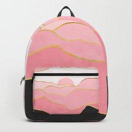 Minimal Landscape 02 Backpack