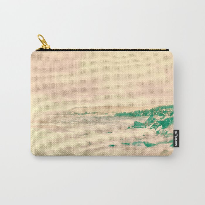 Fade to .. summer Carry-All Pouch