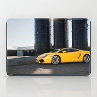 lamborghini iPad Cases featuring Lamborghini by Speed-Photos