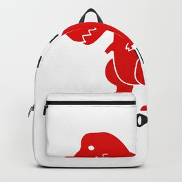 If you're happy and you know it clap your ...oh Backpack