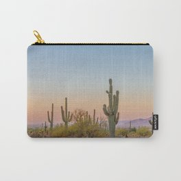 Desert / Scottsdale, Arizona Carry-All Pouch