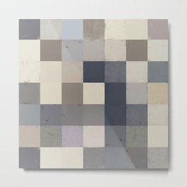 Abstract Geometry No. 18 Metal Print