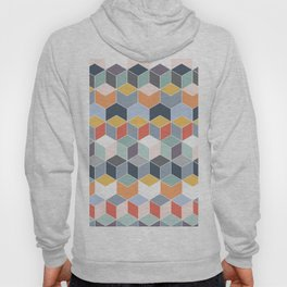 Cubes - Various Colours pt. 3 Hoody