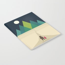 Long Journey Notebook