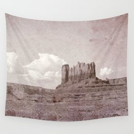 Old West Monument Valley Wall Tapestry