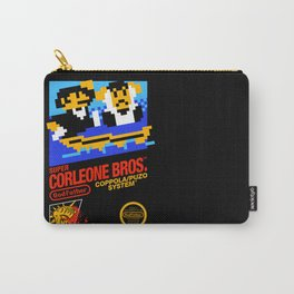 Super Corleone Bros Carry-All Pouch