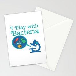 Funny Biology Meme Teacher Student Microskop Gift Stationery Cards