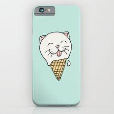 Kitty-Cream Slim Case iPhone 6s