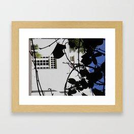 Secret Garden - 3  Framed Art Print