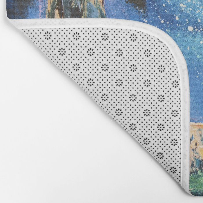 place for dreaming Bath Mat