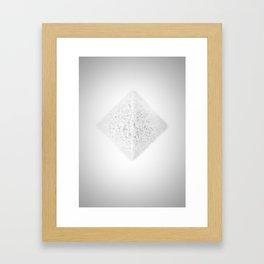 Displacement Series 2 - Part 3 Framed Art Print