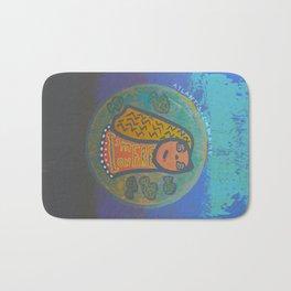 Atlantis Icon / I'm on Fire! Bath Mat