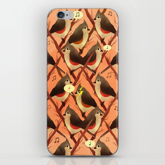 Song Birds iPhone & iPod Skin