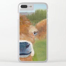 Ruthie Clear iPhone Case