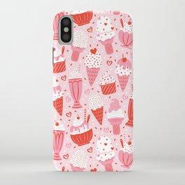 Sweet Ice Cream iPhone Case