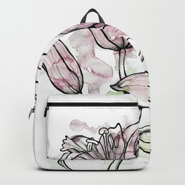 BW DAY LILY Color Splash 2 Backpack