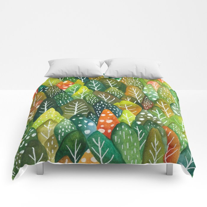little forest Comforters