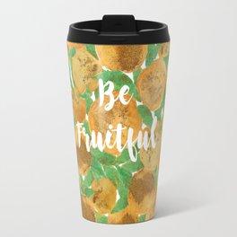 Be Fruitful Travel Mug
