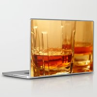 whiskey Laptop & iPad Skins featuring Whiskey by Vishal Wadhwani