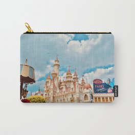 Universal Studios - Singapore - Travel Photography Carry-All Pouch
