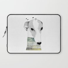 Mr. Galgo Dog Laptop Sleeve