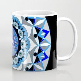 My Peace Mandhala | Secret Geometry | Energy Symbols Coffee Mug