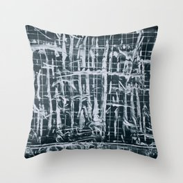 Humidity Throw Pillow