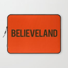 Believeland Cleveland Laptop Sleeve