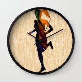 Fitness Wall Clock