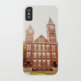 Samford Hall - Auburn University 2 iPhone Case