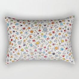 Communication(Emoji) Rectangular Pillow