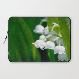 Lily of Peace Laptop Sleeve