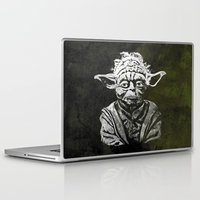 yoda Laptop & iPad Skins featuring Yoda by Some_Designs
