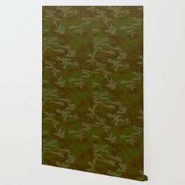 Military force Camouflage-Accessories and interior Home Wallpaper