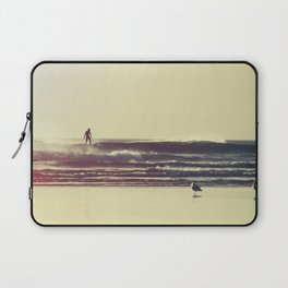 Sunset Surfers Laptop Sleeve