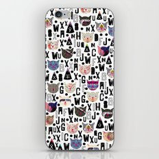 C.C. iv vi iPhone & iPod Skin