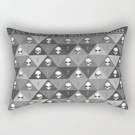 The Theory of Intervention Rectangular Pillow
