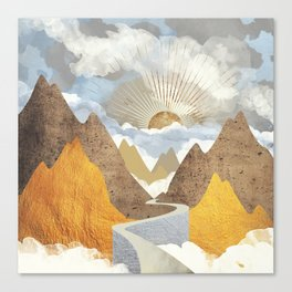 Bright Future Canvas Print