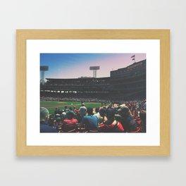 Bostonian Strong Framed Art Print