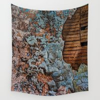 tapestry Wall Tapestries featuring Tapestry by Kent Moody