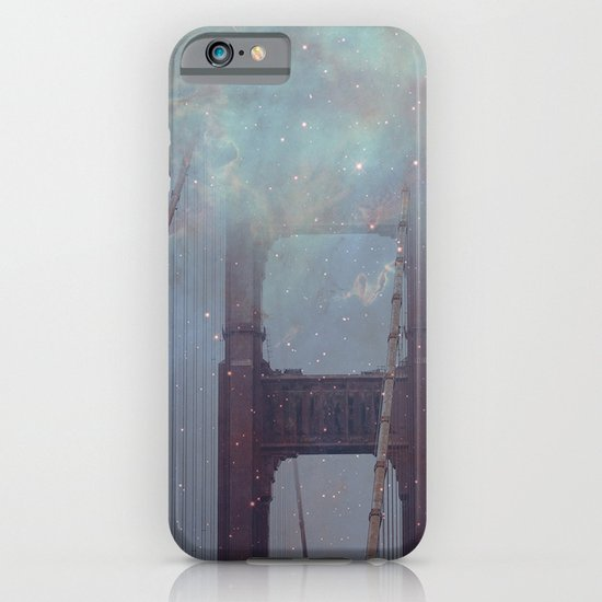Starry San Francisco iPhone & iPod Case
