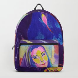 Morticia and Gomez Backpack
