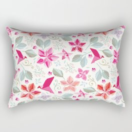 Nature unfolded Rectangular Pillow