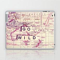go wild Laptop & iPad Skin