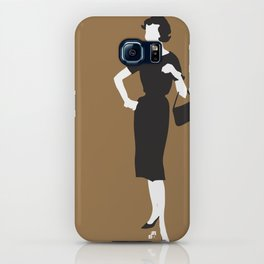 lady 4 iPhone Case