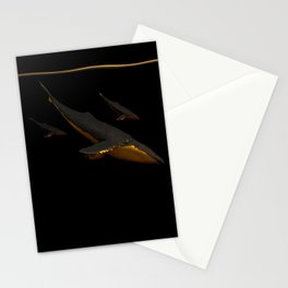 Bond III Stationery Cards