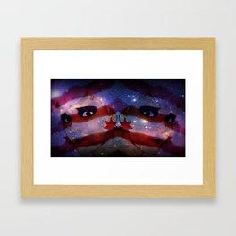 Beautiful Nightmare Framed Art Print