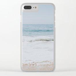 beach vibes xix / laguna beach, california Clear iPhone Case